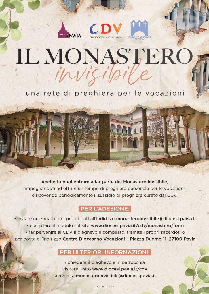 Allegato 1_Monastero invisibile - Locandina